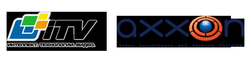 ITV | AxxonSoft логотип