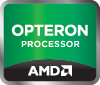 AMD Opteron Logo 2012