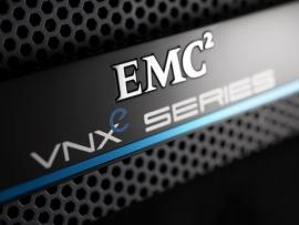 EMC VNXe logo