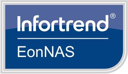 Infortrend EonNAS logo