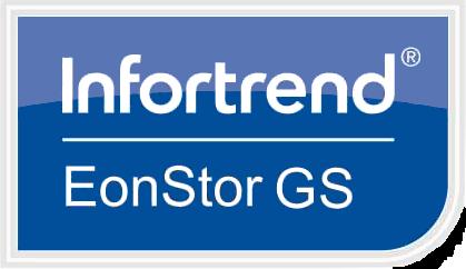 Infortrend EonStor GS logo