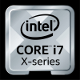 Intel Core i7 X-Series 7-Generation (Skylake) Logo 2017
