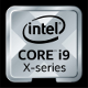 Intel Core i9 X-Series 7-Generation (Skylake) Logo 2017