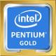 Intel Pentium Gold (Coffee Lake) Logo 2017
