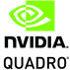 NVIDIA Quadro logo 2D