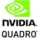 NVIDIA Quadro logo 2D