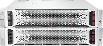 СХД HP D3600 и D3700 Enclosure