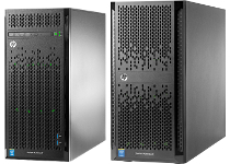 Серверы HP ProLiant ML110 Gen9 и ML150 Gen9