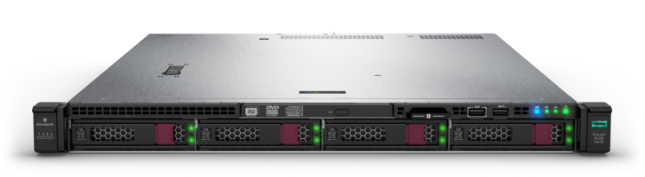 сервер HPE ProLiant DL160 Gen 10 with 4 LFF bays