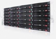 Серверы STSS Flagman с большим количеством отсеков для жестких дисков
