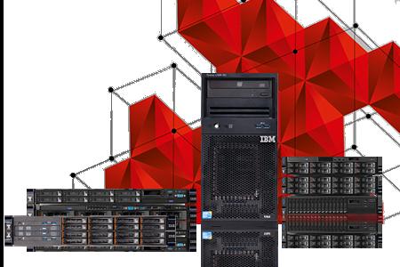 Серверы IBM System X