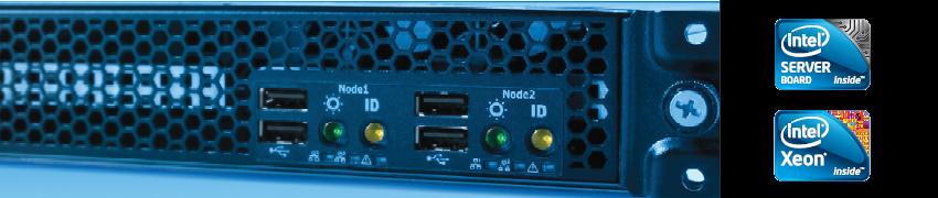 STSS Flagman HPQ112.2 - 4-node серверная система в корпусе высотой всего 1U !!!