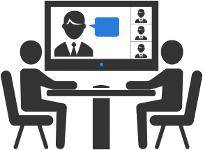 Серверы проведения видеоконференций и трансляции вебинаров STSS Flagman