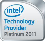 Intel Technology Provider Platinum 2011