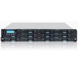 Infortrend EonStor DS 3012 Ultra Series SAN Storage Infiniband / Fibre Channel / iSCSI / SAS