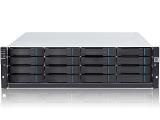 Infortrend EonStor GS 3016 SAN & NAS storage Fibre Channel, FCoE, iSCSI, SAS