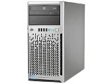 Сервер HP ProLiant ML310e Gen8 v2 bezel Tower right angled