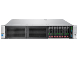 Сервер HP ProLiant DL380 Gen9 with 8 to 16/24 SFF bays