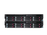 Система хранения данных HP P4300 G2 16TB MDL SAS Starter SAN Solution (BK715B)