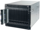 IBM BladeCenter H Chassis Rack 9U