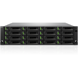 "QSAN XCubeDAS XD5316 3U 3.5"" 16-bay Storage JBOD SAS 12G"