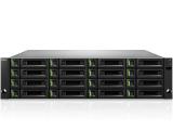 """QSAN XCubeSAN XS1216 3U 3.5"""" 16-bay SAN Storage Fibre Channel / iSCSI / SAS"""