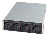 Система хранения данных (массив JBOD) DatStor XJ3316.2