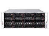 Многопроцессорный (4 CPU) сервер STSS Flagman QX4424