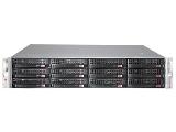 "2-процессорный сервер для монтажа в 19"" стойку STSS Flagman RX227.5-012LH"