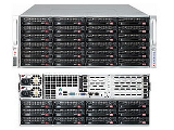 "2-процессорный сервер для монтажа в 19"" стойку STSS Flagman RX247.3-036LH"