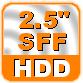 """���������� � ������������ ������� ������ ����-������� 2.5"""" SFF HDD"""