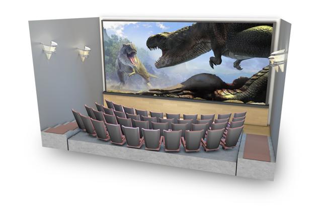 Применение NVIDIA Quadro Plex - аудитория