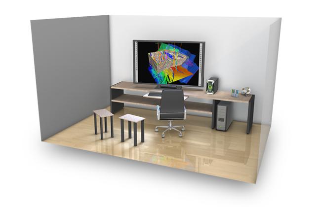 Применение NVIDIA Quadro Plex - персональная конфигурация