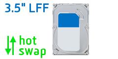 """3.5"""" LFF Hotswap"""